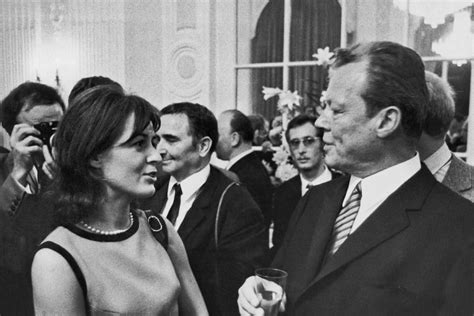 Willy Brandt's Marriage with Rut Brandt