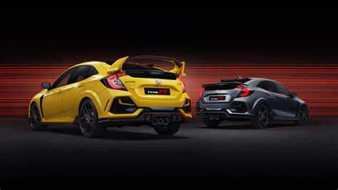 The Honda Civic Type R is now 'subtle' or 'lightweight