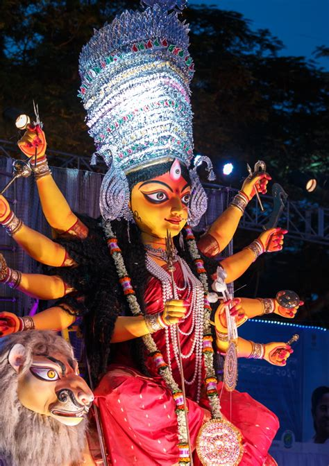 The creativity of the Durga Puja | Foreign Office Blogs