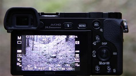 Sony a6000 - Hands on Shooting - YouTube