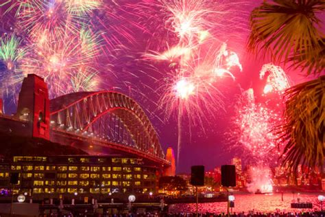 Best Sydney Fireworks Stock Photos, Pictures & Royalty