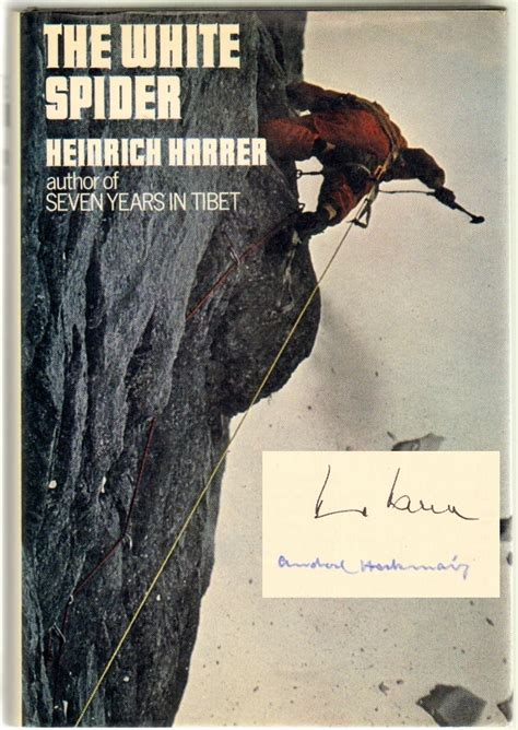 The White Spider, The Story of the North Face of the Eiger