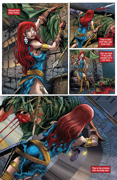 Dynamite® Red Sonja: Unchained #1 (Of 4)