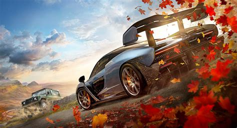 Forza Horizon 4 Car List Leaks, Includes Over 450 Vehicles