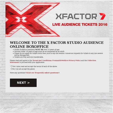 Free Tickets to X-Factor Audition Sydney - OzBargain