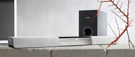 Soundbar, Soundstage & home theater systems   Philips