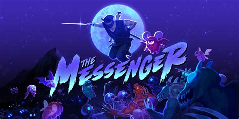 The Messenger   Nintendo Switch download software   Games
