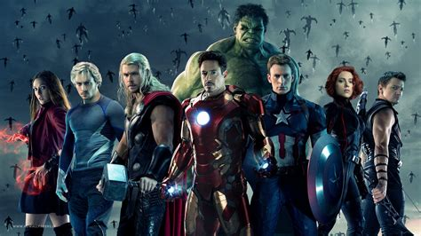 Avengers Age of Ultron 2015 Movie Wallpapers | HD