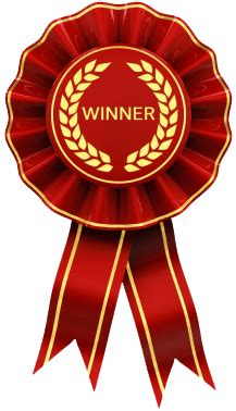 Winner Ribbon PNG Transparent Images   PNG All
