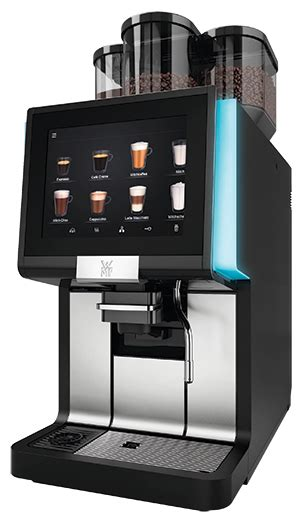 WMF 1500 S+ Commercial Bean to Cup Coffee Machine - Logic