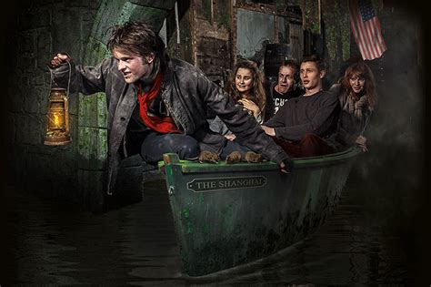 Shanghai to Get Its Own 'London Dungeon' This Fall
