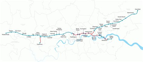 Trans-trax: Getting the lines crossed in London