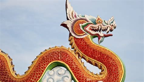 What Do the Colors of the Chinese Dragons Mean?   Synonym