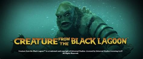 Creature from the Black Lagoon im Test (Net Ent) - Casino
