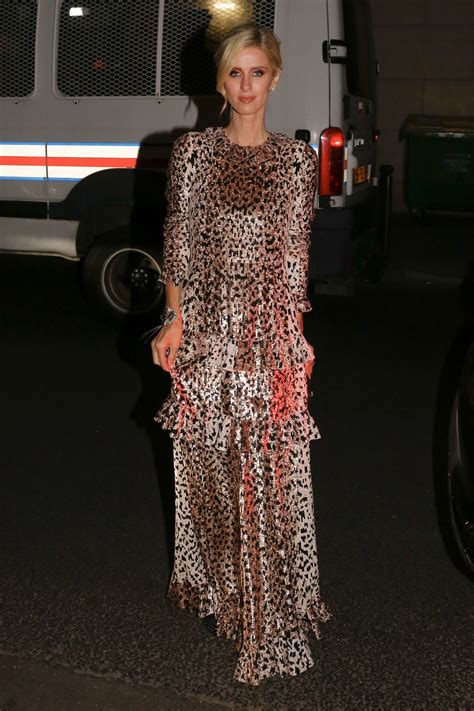 Nicky Hilton - Arriving at Valenino Haute Couture Fall