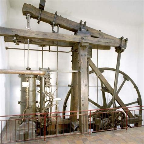 Industrial Revolution - Thomas Newcomen built some of the