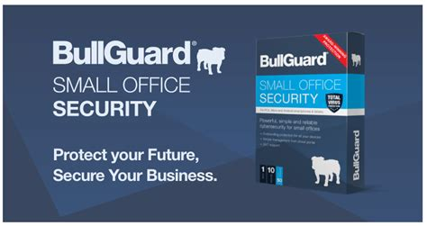 Just released - BullGuard Small Office Security | emt