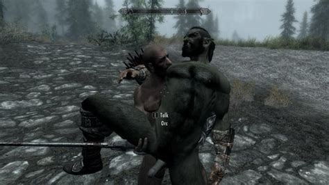 Sexlab Morrowind Orc (Male) Voice Pack for Skyrim 1