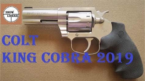 First Look: Colt King Cobra 2019 Compared to an original