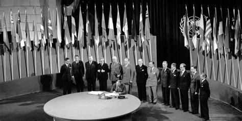 A founding nation of the UN - Norway in the UN