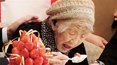 116-Year-Old Japanese Woman Is World's Oldest Living