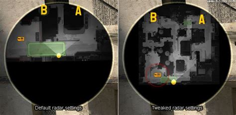 CS:GO Radar Settings Guide 2020 - How To See The Whole Map
