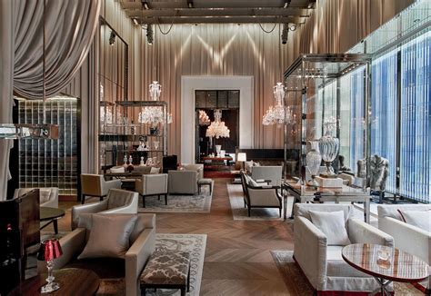 Baccarat takes guests inside their shiny world with a 12