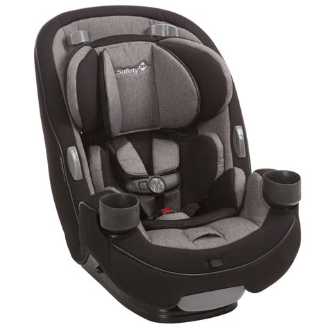 The Safety 1st Grow and Go 3-in-1 Car Seat Review - Pink