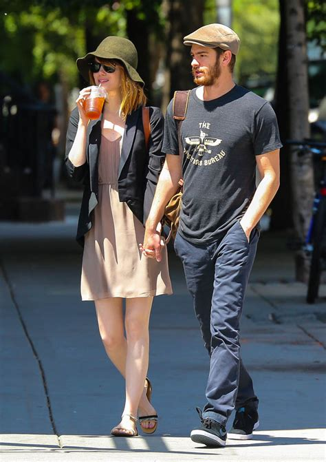 Emma Stone, Andrew Garfield and the Beckhams summer