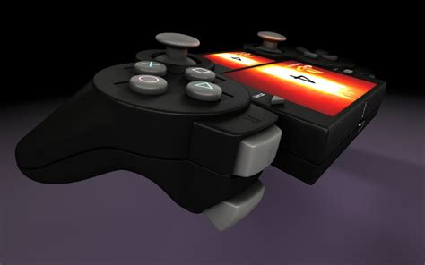PS4 Controller Concept by - Artificialproduction