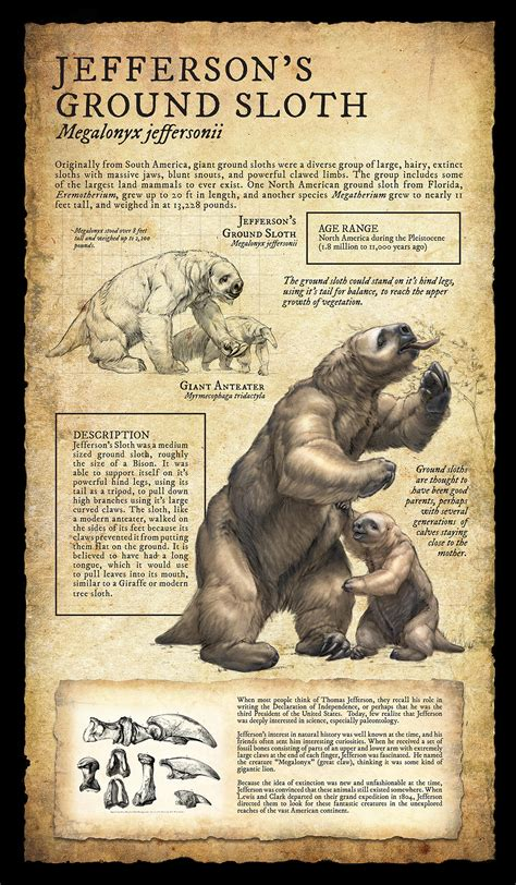 Long Extinct Monsters of North America | Earthly Mission