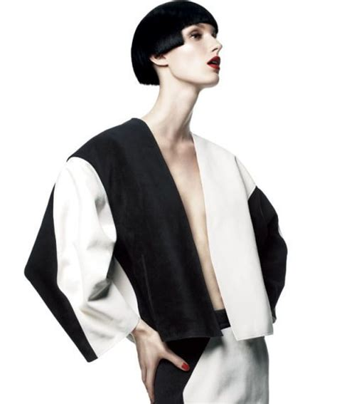 Black and White Fashion Shoot - Spring 2013 Black and