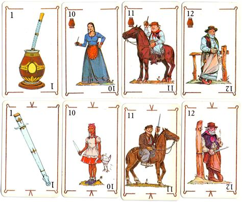 Gaucho Naipes - The World of Playing Cards