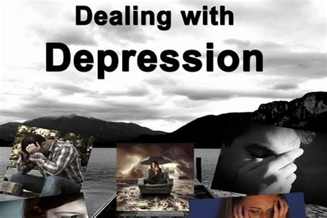 Dealing with Depression | Improve Your State Of Mind