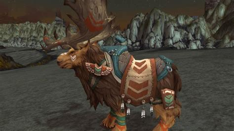 Allied Races Mounts in Battle for Azeroth - News - Icy Veins