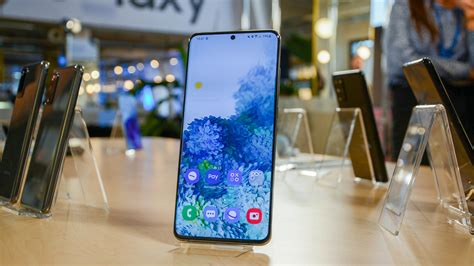 Samsung Galaxy S20 Ultra hands-on review: Room to zoom